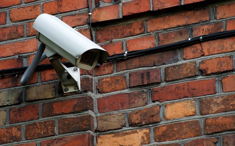 Bezpečnostní kamera pro zabezpečení domu