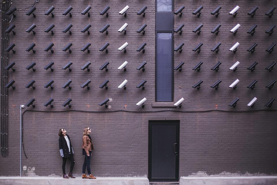 Kamerový systém z CCTV nebo IP kamer