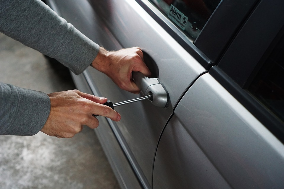 24 hodinový monitoring vozidla